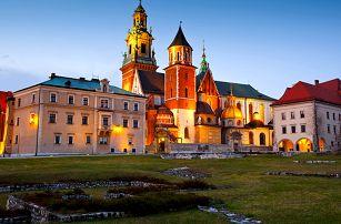 Polský Krakov v hotelu se zámeckými pokoji s bazénem, saunou, snídaní a slevami – platnost až do konce roku 2018