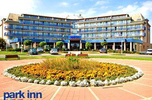 Sárvár v luxusním 4* hotelu Park Inn s neomezeným vstupem do termálů a polopenzí, dítě do 5,9 let zdarma