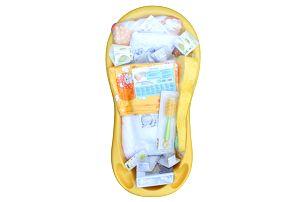 16dílná COSING startovací sada pro novorozence v dárkové tašce