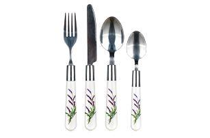 Banquet 24dílná sada příborů Lavender