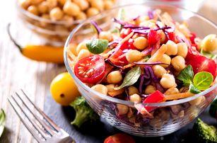 1, 5 či 10 vegetariánských obědových menu