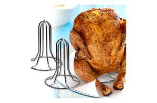 Stojan na grilování kuřete