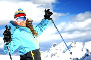 1denní lyžovačka v rakouských Alpách se zvýhodněnými skipasy s CZ AD dopravní.