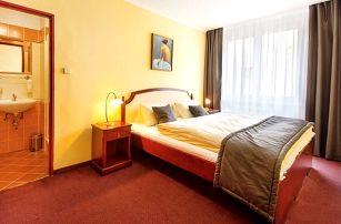 3–6denní wellness pobyt pro 2 osoby s polopenzí v hotelu Haná*** v Mariánských Lázních