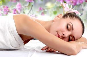 60minutová rekondiční uvolňující masáž