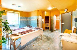 3–6denní wellness pobyt pro 2 s různými procedurami v hotelu Haná v Mariánských Lázních