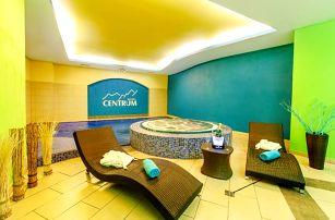 3 až 6denní wellness pobyt s polopenzí v hotelu Centrum Harrachov**** v Krkonoších