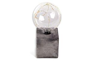Svítidlo dekorační led urban, 10/19,5/10 cm