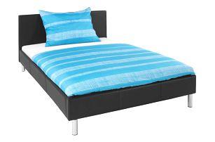 Čalouněná postel champ, 147/88/212 cm