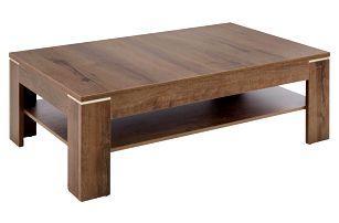Konferenční stolek tokio/lacjum, 120/43/75 cm