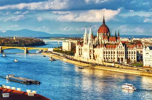 Na valentýnský víkend do Budapešti s průvodcem