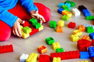 Šifrovací hra pro děti od 5-9 let s prvky LEGO®