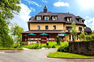 3denní luxusní wellness pobyt pro 2 v Golf Hotelu Morris**** v Mariánských Lázních
