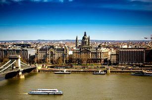 Opera Loft Apartments přímo v centru Budapešti až pro 3 osoby se snídaní