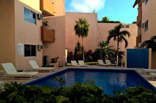 Mexiko, Cancún, letecky na 11 dní snídaně