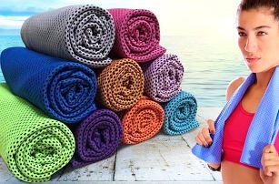 Chladicí ručník pro příjemné osvěžení