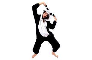 Originální overal Kigurumi - Kung Fu Panda