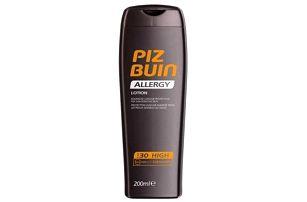 PIZ BUIN Allergy Sun Sensitive Skin Lotion SPF30 200 ml opalovací přípravek na tělo W