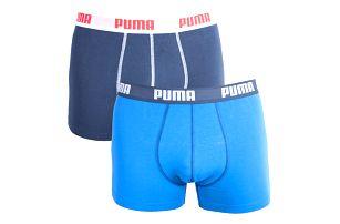 2PACK pánské boxerky Puma vícebarevné (521015001 056)