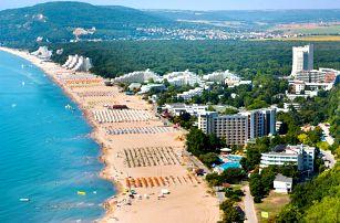 Bulharsko - Slunečné pobřeží, polopenze nebo allinclusive, letecky z Brna