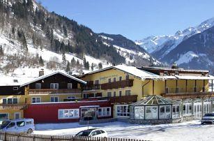 Rakousko - Kaprun / Zell am See na 5 až 8 dní, polopenze s dopravou vlastní