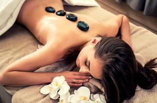 Masáž lávovými kameny pro dokonalé uvolnění