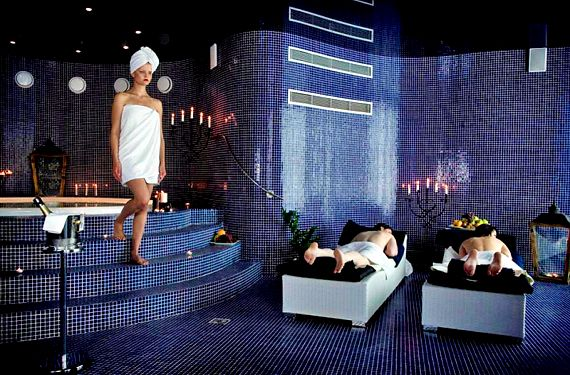 Luxusní Beauty dámská jízda v 4* Golf Hotelu Morris Mariánské Lázně s balíčkem neodolatelných procedur