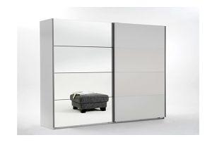 Skříň s posuvnými dveřmi ernie, 225/210/59 cm