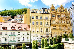 3denní luxusní pobyt pro 2 osoby s wellness v hotelu Heluan & Ester**** v Karlových Varech