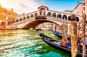 Benátky: Prohlídka slavného města na laguně