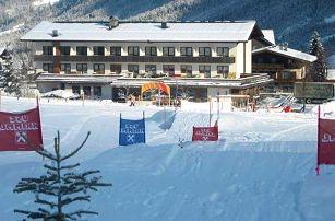 Rakousko - Zillertal Arena na 5 až 8 dní, polopenze s dopravou vlastní