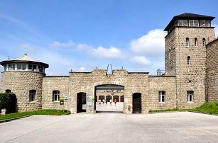 Zájezd pro 1 osobu do koncentračního tábora Mauthausen a do města Linec