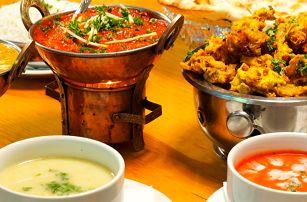 3chodové nepálské menu podle výběru pro dva