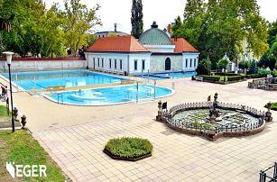 Maďarský Szilvásvárad nedaleko Egeru v penzionu s polopenzí + termální lázně i nádherný vodopád na dosah