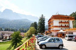 5denní Marilleva/Folgarida se skipasem   Hotel Sancamillo***   Doprava, ubytování, polopenze a skipas v ceně