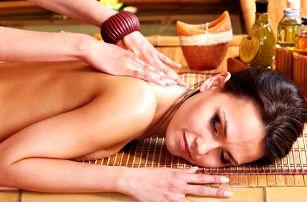 60minutová thajská masáž pro správný start dne