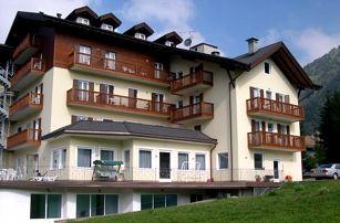 Itálie - Dolomity Superski na 4 až 8 dní, polopenze s dopravou vlastní