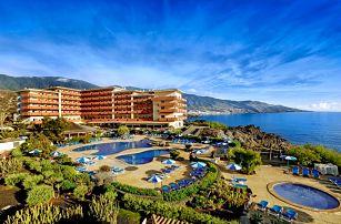 Kanárské ostrovy - La Palma na 8 dní, all inclusive nebo polopenze s dopravou letecky z Prahy