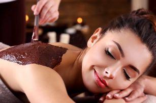Vyberte si 60minutovou čokoládovou či medovou masáž