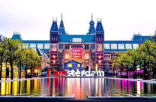 5 či 6denní zájezd s ubytováním do Amsterdamu, Keukenhofu aj.