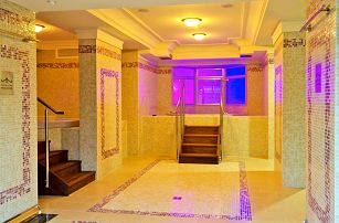 Mosonmagyaróvár nedaleko Győru v hotelu s neomezeným wellness a polopenzí – platnost až do prosince 2018