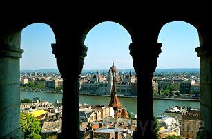 Komfortní pobyt v Budapešti s neomezeným vstupem do wellness a fitness ve 4* hotelu
