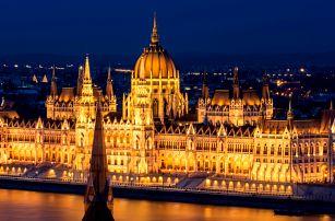 Pobyt v Budapešti: hotel blízko centra a snídaně
