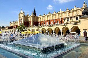 3–5denní pobyt pro 2 se snídaněmi a slevami v hotelu Start v polském Krakově