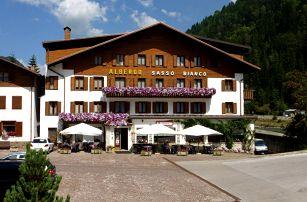 Velikonoční lyžování | 6denní Civetta se skipasem | Doprava, hotel Sasso Bianco, polopenze a skipas v ceně