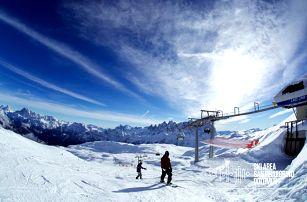 Velikonoční lyžování | 6denní Falcade se skipasem | Doprava, ubytování***, polopenze a skipas v ceně