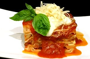 Pravé boloňské lasagne podle domácí receptury