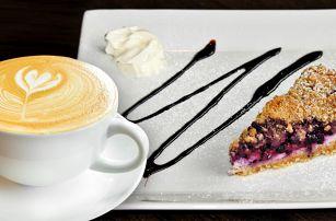 Přírodní antidepresivum: káva Lavazza a dezert