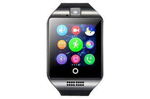 Chytré hodinky IMMAX SW7 SIM černé (09008)