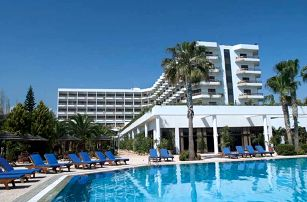 Kypr - Limassol na 6 dní, plná penze, polopenze nebo snídaně s dopravou letecky z Prahy